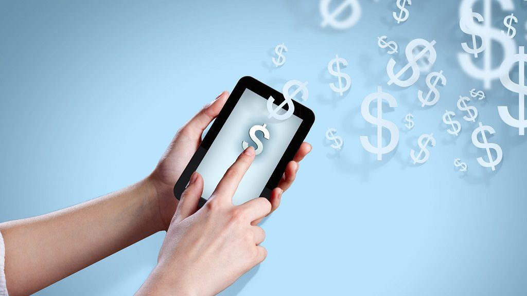 make money with mobile apps